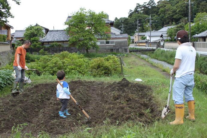 農業やろうぜ(無農薬でね) コクーン農園 全44区画-京都市左京区岩倉-
