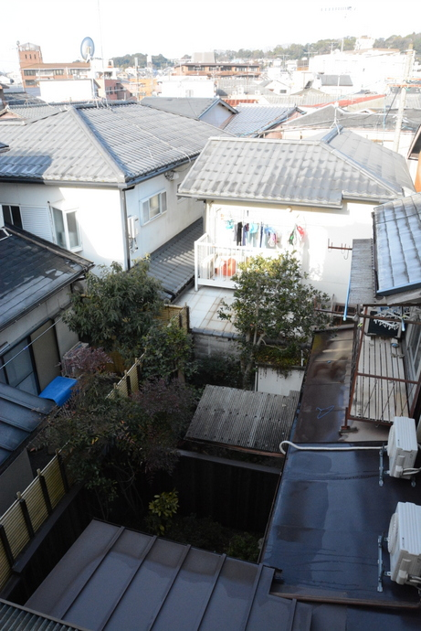 路地のちいさなお庭付住宅 京都市左京区浄土寺 1780万円