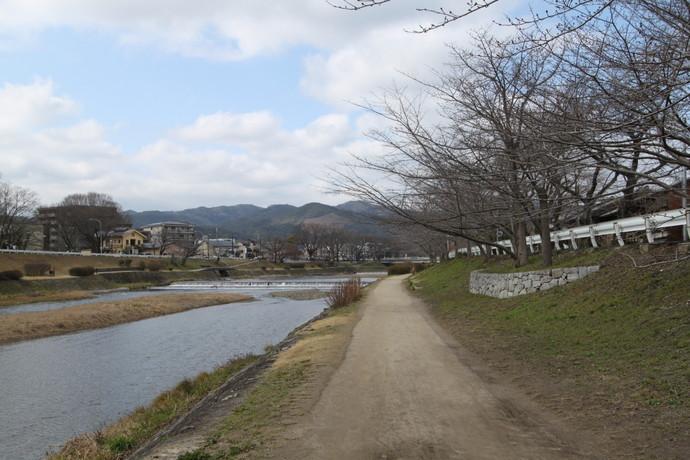 村上春樹が愛するジョギングコース 京都市北区上賀茂 4DK