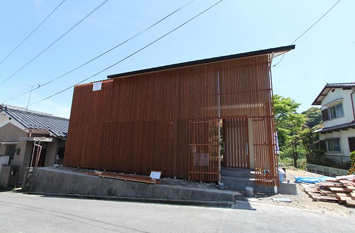 和邇 新築