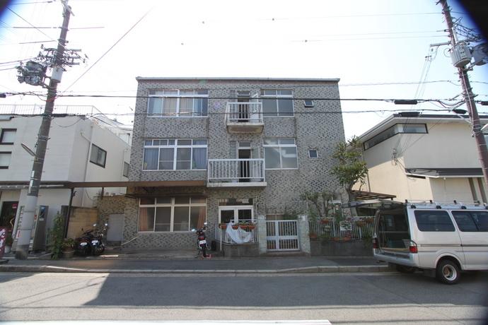 京都市左京区吉田  レトロな建物で下宿生活~大家さんがいるマンション~