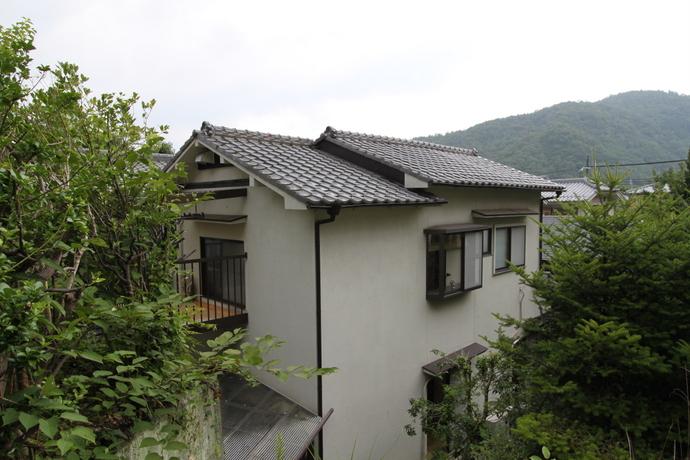 京都市左京区上高野 中古一戸建  子育てのしやすいガレージハウス