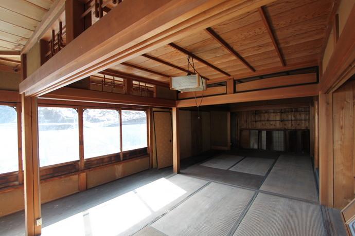 (写真更新しました)時を経て再登場 近田舎 滋賀県大津市伊香立 巨大古民家  85,000円