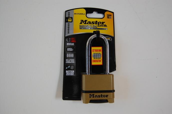 MASTER LOCK ¥2,808