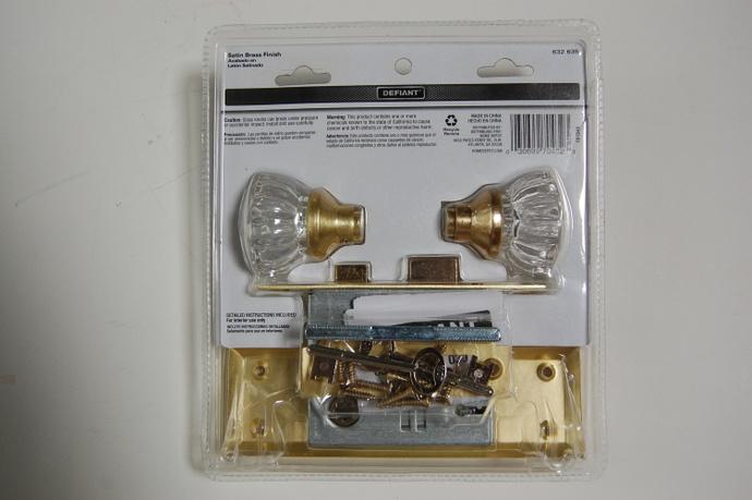グラスKnob-gold ¥9.936