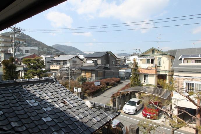 【成約済み】屋根の修繕しました! DIY好き希望 鷹峯庭付き借家