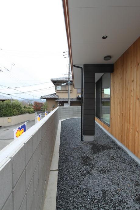 静かな新築 京都市北区大宮 4580万円
