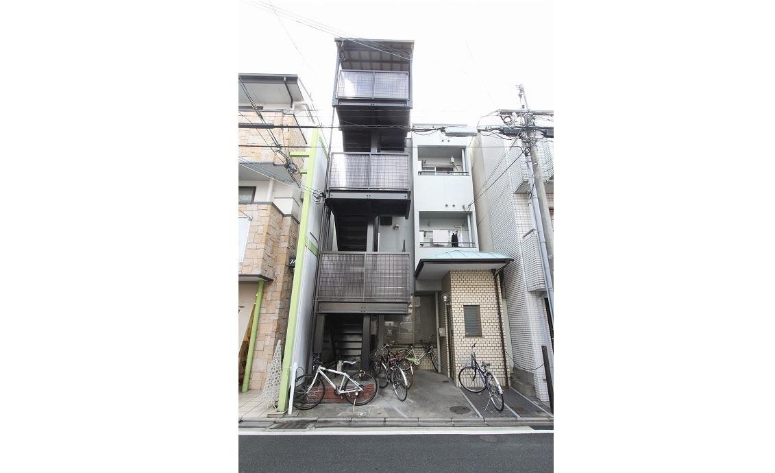やさしい気持ちのワンルーム(現在改装中) 京都市左京区 出町柳 5万円