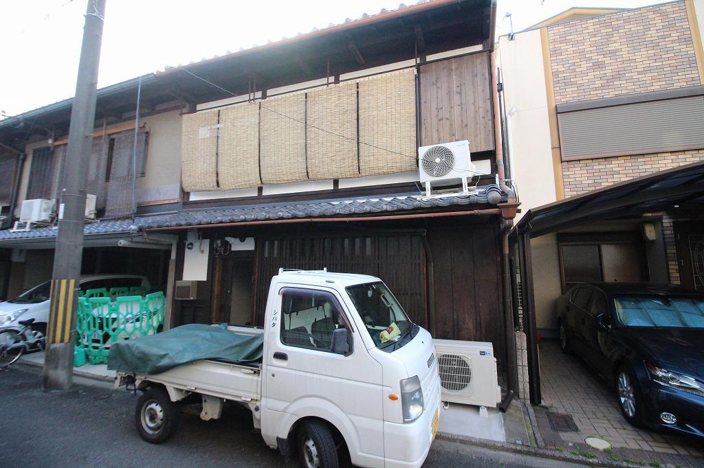 南舟岡町の貸町屋(価格変更しました)  京都市北区紫野 家賃11万円