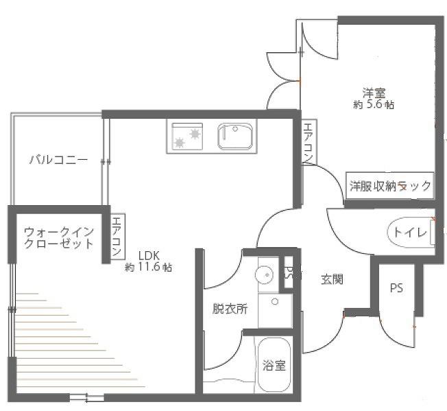 【成約済み】再登場!一乗寺レトロマンション ナチュラリ~ 京都市左京区一乗寺