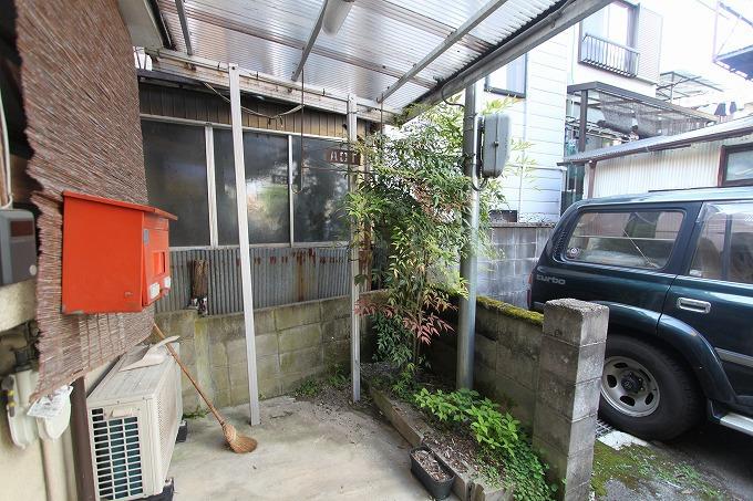 改装OK 桜と高野川のほとりで 京都市左京区高野 5.5万円貸家