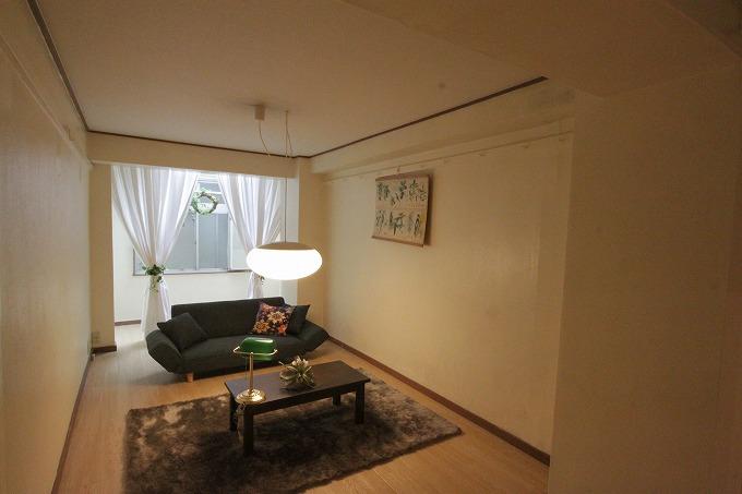 家具置いときました! 留学生、短期で借りる方大歓迎! 京都市左京区 4.6万円