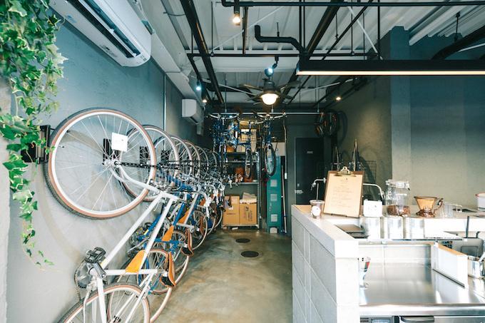 レンタルサイクル店舗 「THE GOOD DAY VELO」