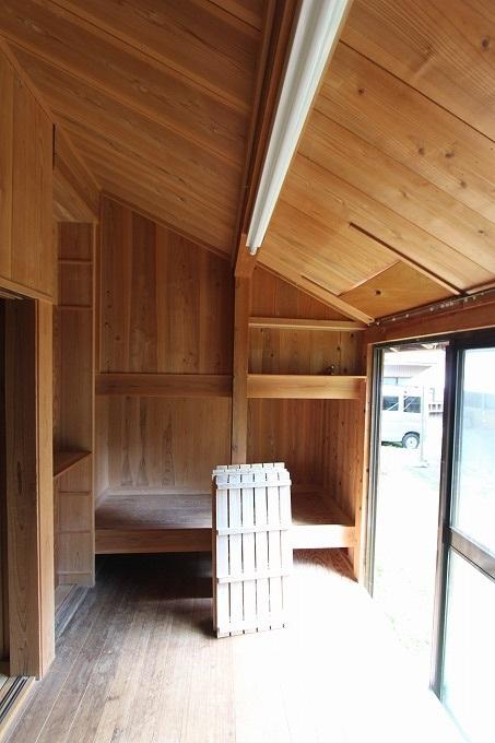 林の中の小さな家 京都市左京区岩倉長谷町 貸家 家賃90,000円