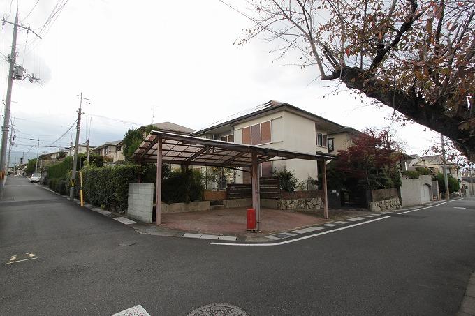 改装自由 長岡京市花山 事務所兼住居 家賃20万円
