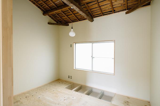 針葉樹合板の家 1080万円税込