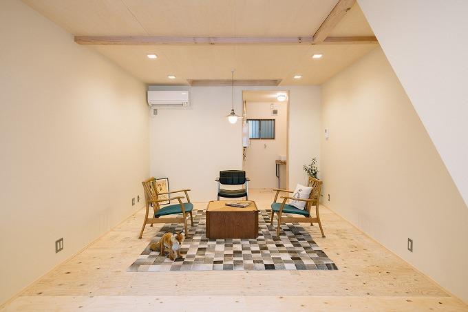 ペット・事務所・atelier リノベーション貸家 65,000円