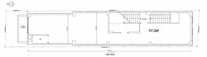 神宮道のテナント 家賃20万円