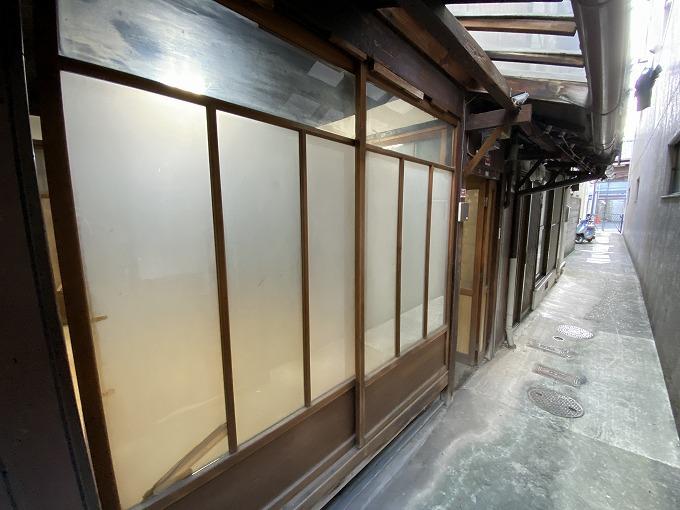 京都の中心街 京町家 居住も事務所も選択肢豊富