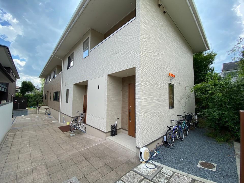 いつも緑とあるお家 住居 左京区浄土寺石橋町
