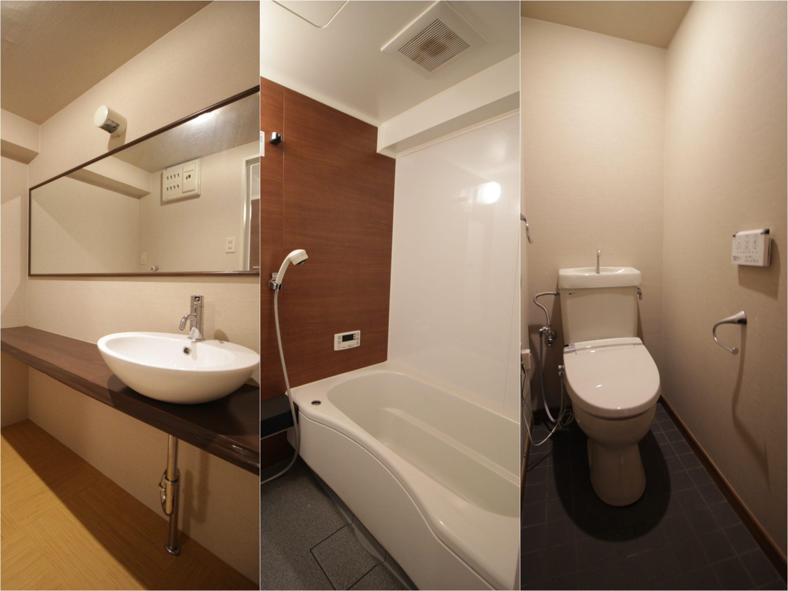 暮らしやすい間取りの部屋 家賃11万円