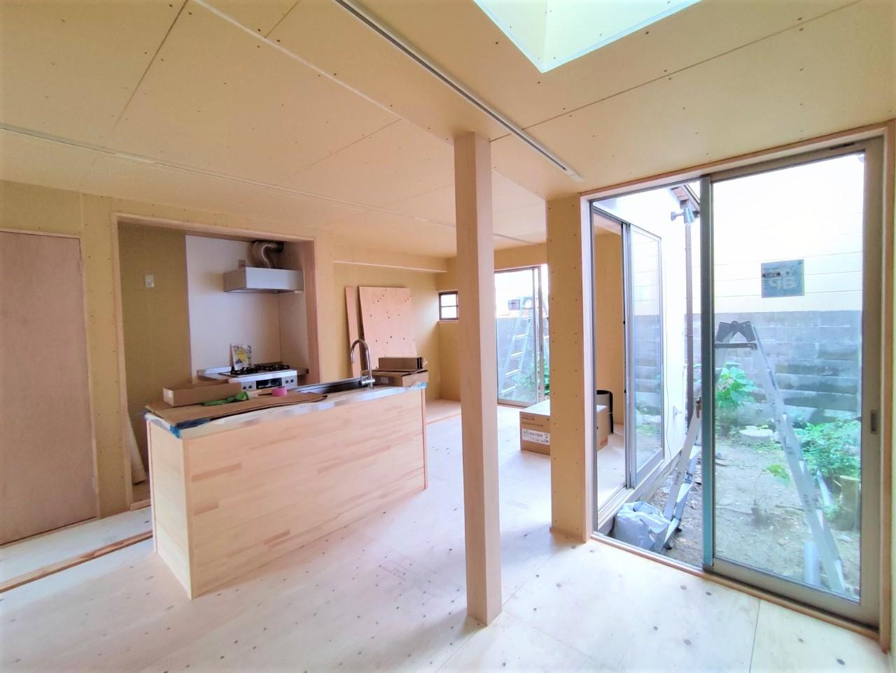 (オープンハウス開催)DIYハウス販売します 京都市左京区一乗寺3380万円