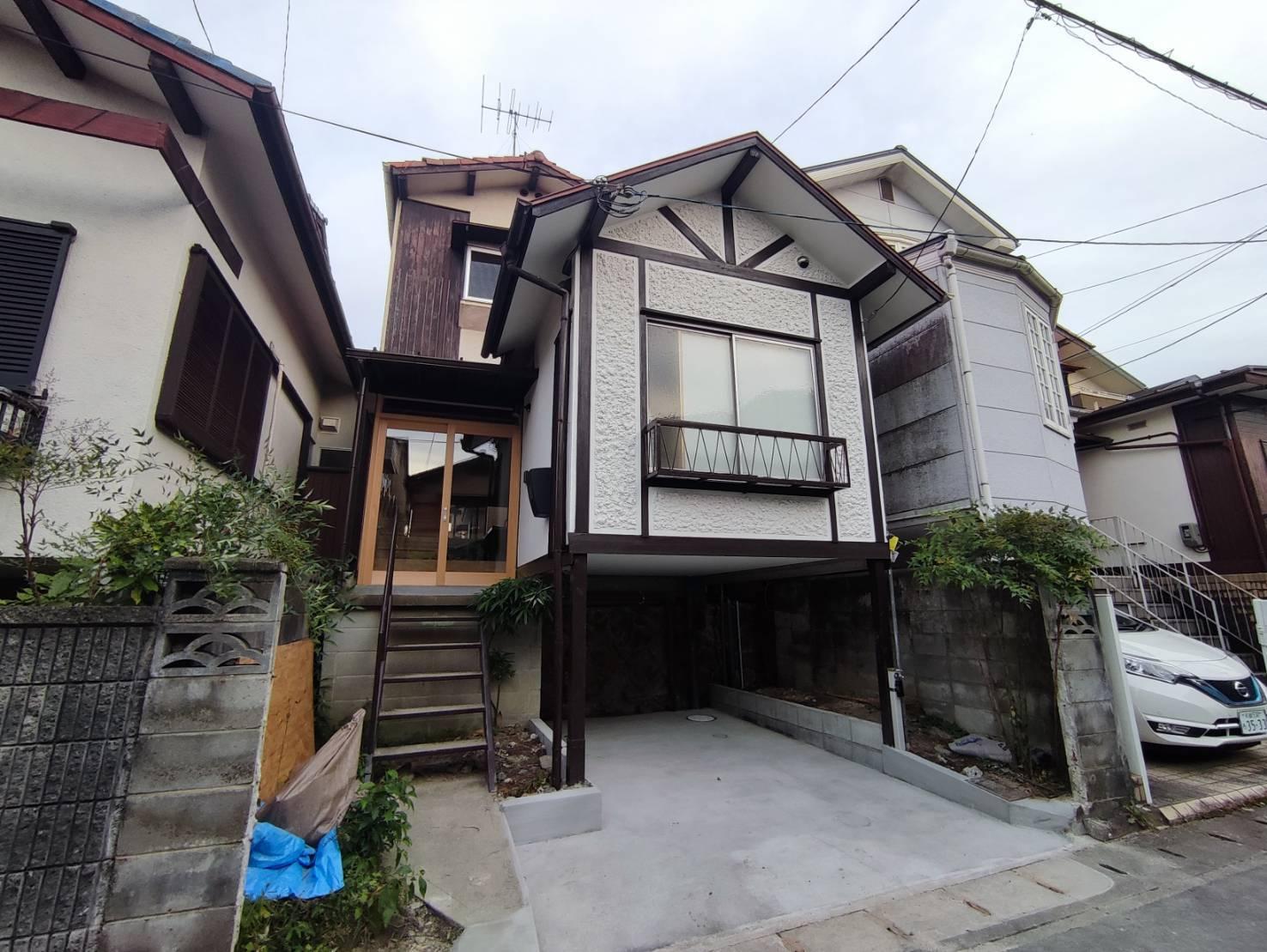DIYハウス販売します 京都市左京区一乗寺3380万円