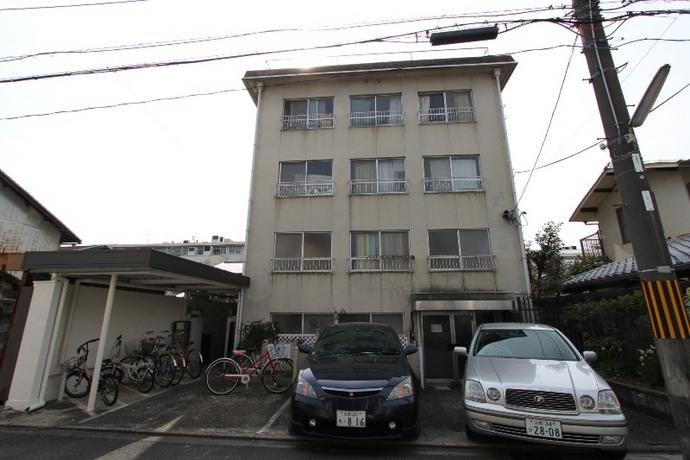 京都 シェアハウス 「たまごのから」