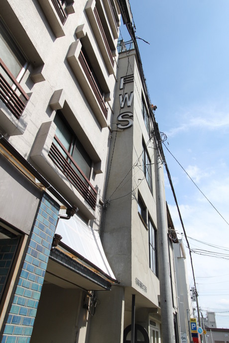 今、京都の壬生が暑い!!フランクワークスタジオ 1F事務所スペース