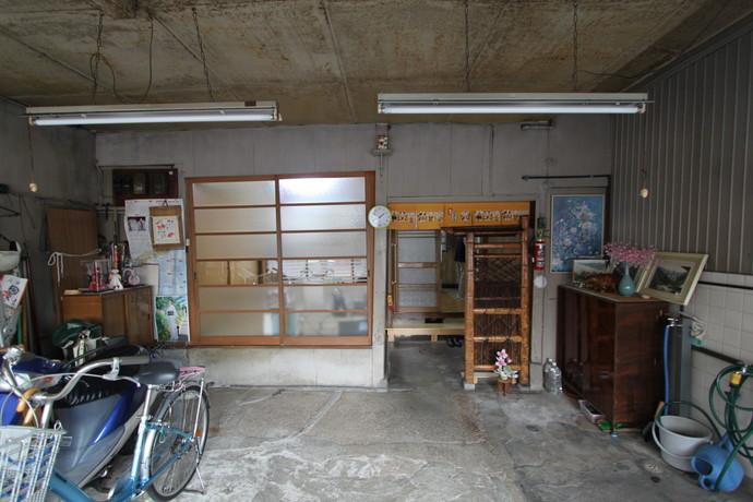 豊臣秀吉の建てた聚楽第 京都市中京区聚楽廻西町 店舗仕様町屋