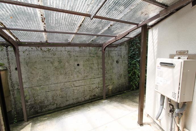子育てのしやすいガレージハウス ~京都市左京区上高野~