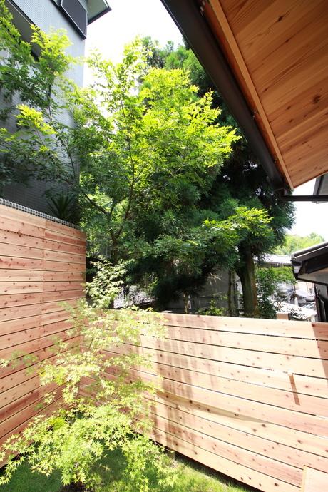 緑に佇む静かな家 京都市東山区泉涌寺 リノベ済
