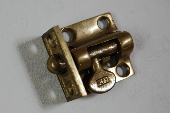 真鍮鋳物引戸用ラッチ《堀-4》¥3.024