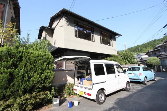 旅館ライクな家 京都市左京区上高野