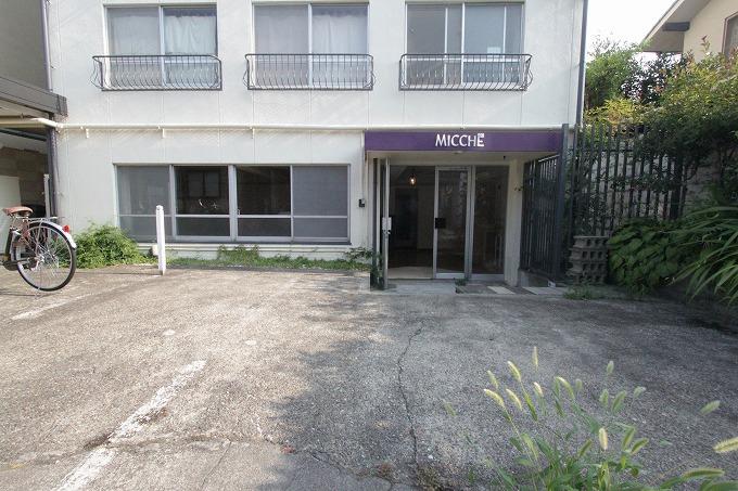 店舗、アトリエ、住居、店舗付住宅にもなるアンニュイな部屋  上京区相国寺門前町