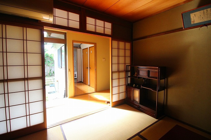 こんなとこにも元・町屋がありました 京都市左京区高野
