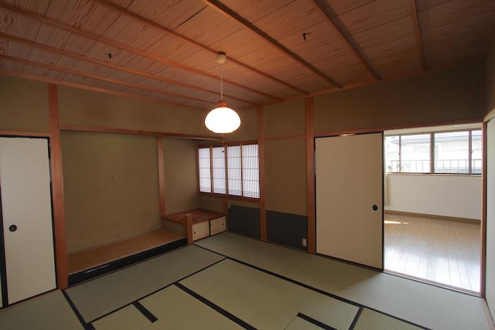 【再募集】こんなお家は、好きですか。 京都市左京区北白川西蔦町 貸家