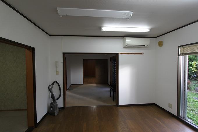 改装自由 長岡京市花山 事務所兼住居