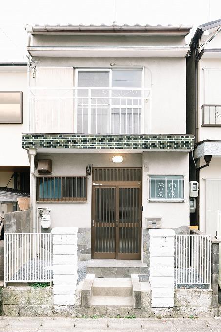 針葉樹合板の家
