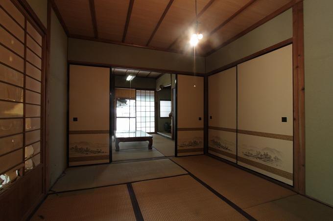 私決めました、売るか貸すかします 古民家 京都市左京区八瀬