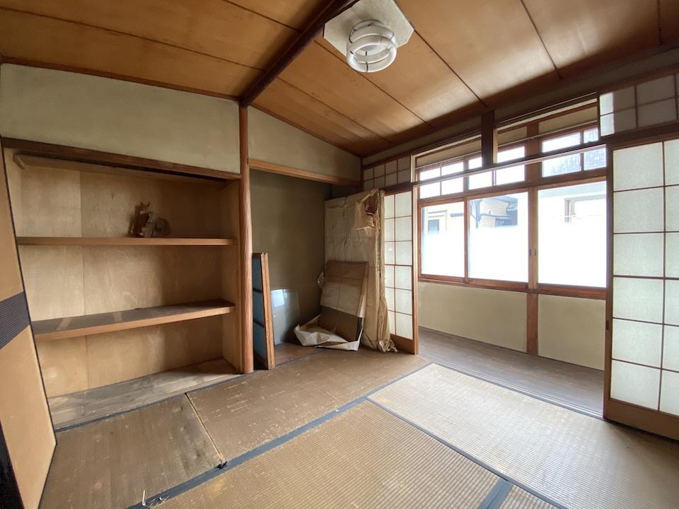 岡崎のお家 岡崎法勝寺町