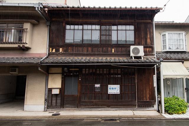 金閣寺近くの町家物件 3,280万円